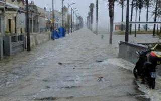 الصورة: الصورة: مقتل ما لا يقل عن 13 في مدغشقر جراء الفيضانات