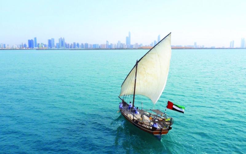 الصورة: الصورة: قصر الحصن يستضيف وثائقي «تاريخ الإمارات»