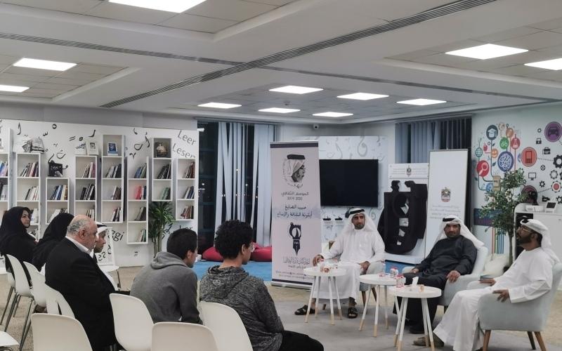 الصورة: الصورة: «اتحاد الكتاب» يعقد جلسة «عام الاستعداد للخمسين»