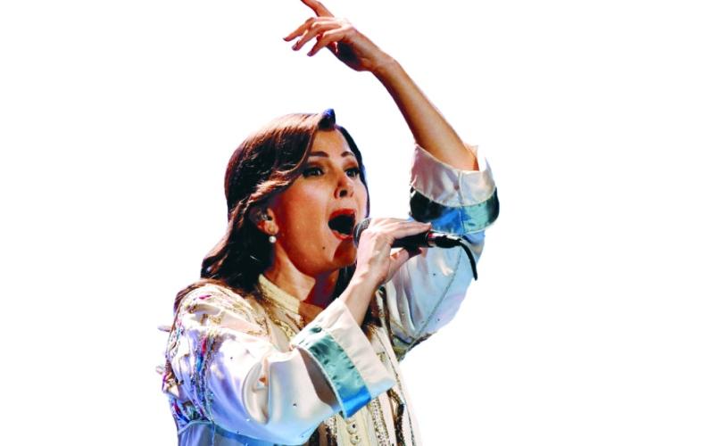 الصورة: الصورة: ماجدة الرومي تحيي ختام  «موسيقى أبوظبي الكلاسيكية»