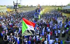 الصورة: الصورة: السودان.. تحدّيات وإصرار على العبور