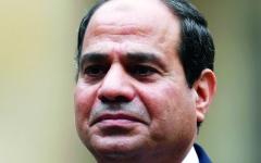 الصورة: الصورة: السيسي: العالم رأى تحوّل مصر  إلى واحة للاستقرار