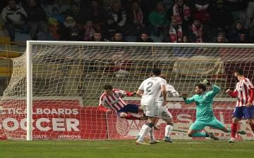 الصورة: الصورة: خروج مفاجئ لأتليتيكو من كأس ملك إسبانيا
