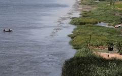 الصورة: الصورة: مصر تكشف حقيقة انخفاض منسوب مياه النيل
