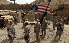 الصورة: الصورة: البنتاغون: إصابة 34 عسكريا أمريكيا  بارتجاج في المخ إثر الضربات الإيرانية