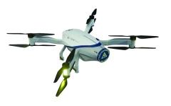 الصورة: الصورة: «سكيتيك» طائرة جديدة لتعزيز أمن المواقع