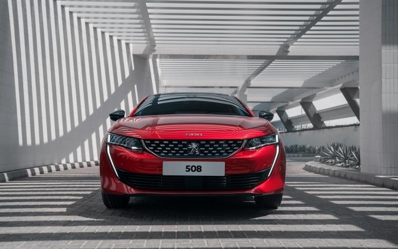 الصورة: الصورة: «بيجو 508» تتألق في أسواق الإمارات