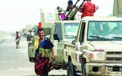 الصورة: الصورة: خسائر ميليشيا  الحوثي تتفاقم في الضالع