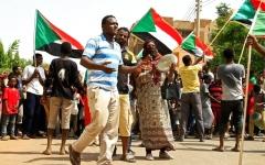 الصورة: الصورة: السودان.. أولى الخطوات في سلم السلام