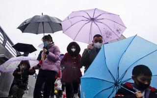 الصورة: الصورة: ارتفاع وفيات كورونا في الصين إلى  41 شخصاً وعزل 43 مليونا