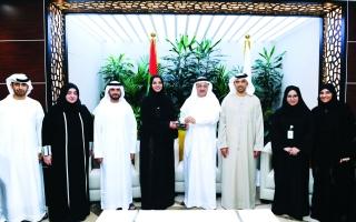 الصورة: الصورة: «هيئة الصحة» و«دبي الذكية» تطلقان أحدث النظم لإدارة أوقات العمل