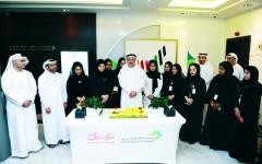 الصورة: الصورة: «صحة دبي» تتقدم ضمن المراكز الثلاثة الأولى في مؤشر سعادة المتعاملين