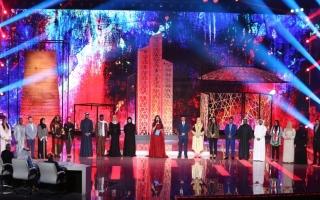 الصورة: الصورة: «إدارة المهرجانات» في أبوظبي فعاليات تنبض بروح الثقافة الإماراتية