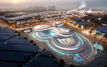 الصورة: الصورة: دبي تستعد لـ«إكسبو» بتدشين مشروعات كبرى