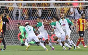 الصورة: الصورة: الرجاء والترجي إلى ربع نهائي دوري أبطال أفريقيا
