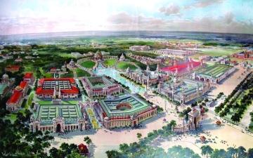 الصورة: الصورة: إكسبو العالم من لندن 1851 إلى دبي 2020