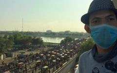 الصورة: الصورة: مصطفى  3 أشهر في رحاب «التحرير»