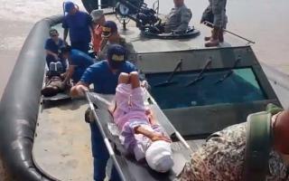بالصور.. العثور على أم وأطفالها الثلاثة بعد فقدانهم في أدغال كولومبيا لمدة 34 يومًا