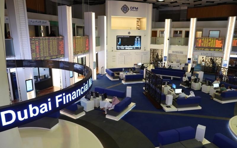 الصورة: الصورة: الأسهم تصعد وسط تفاؤل بنتائج وتوزيعات البنوك