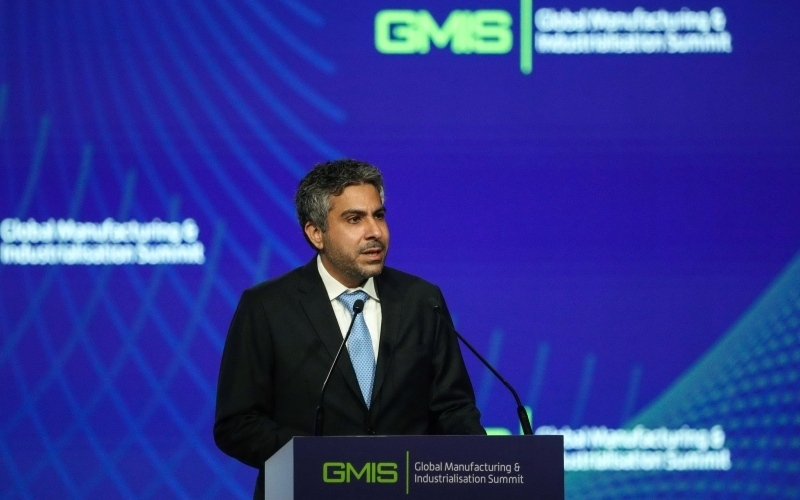 الصورة: الصورة: تشكيل لجنة عليا للقمة العالمية للصناعة والتصنيع