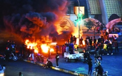 الصورة: الصورة: الناصرية عاصمة ثانية للانتفاضة العراقية
