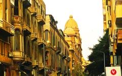 الصورة: الصورة: شارع فؤاد.. لوحة فنيّة تروي قصصاً تاريخية