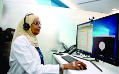 الصورة: الصورة: طبيب لكل مواطن.. تواصل «ذكي» بين الأطباء والمرضى