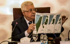 الصورة: الصورة: عباس يعلن قطع كل العلاقات مع إسرائيل وواشنطن