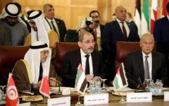 الصورة: الصورة: الإمارات تؤكد مركزية حل الدولتين لسلام شامل