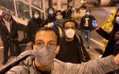 الصورة: الصورة: السعودية تجلي 10 طلاب من مدينة ووهان الصينية