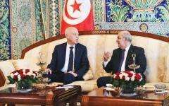 الصورة: الصورة: توافق جزائري تونسي بشأن حل الأزمة الليبية