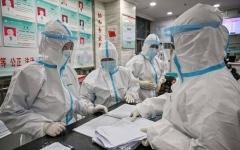 الصورة: الصورة: الصين: وفاة 361 شخصاً وإصابة 17205 بفيروس كورونا