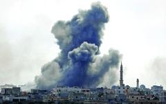 الصورة: الصورة: تركيا في إدلب لا نَجْدة من «ناتو»