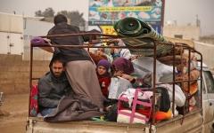 الصورة: الصورة: النقاط التركية تحت حصار الجيش السوري
