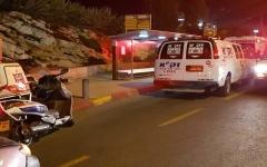 الصورة: الصورة: إصابة 14 إسرائيليا بعملية دهس في القدس