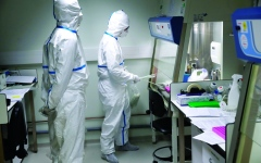 الصورة: الصورة: 7000 مختبر حول العالم تحشد جهودها لمواجهة كورونا
