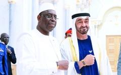 الصورة: الصورة: محمد بن زايد: الإمارات تسعى لترسيخ الأمن والاستقرار في العالم