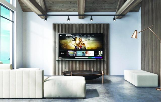 «آبل تي في» تخدم تلفزيونات «إل جي» - البيان