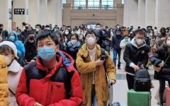 الصورة: الصورة: ارتفاع وفيات فيروس كورونا في الصين إلى 722 شخصاً