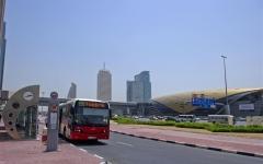 الصورة: الصورة: 594 مليون راكب استخدموا وسائل النقل الجماعي في دبي