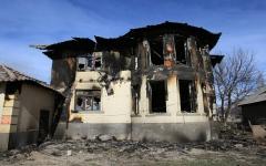 الصورة: الصورة: بالفيديو.. مقتل 8 أشخاص وإصابة 40 في أعمال شغب بكازاخستان