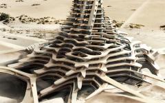 الصورة: الصورة: %25  من المباني الجديدة في دبي ثلاثية الأبعاد 2030