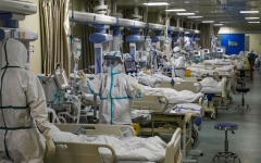 الصورة: الصورة: ارتفاع وفيات فيروس كورونا في الصين إلى 908 أشخاص