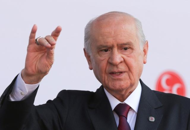 زعيم حزب تركي يدعو لحرق سوريا واحتلال دمشق - البيان