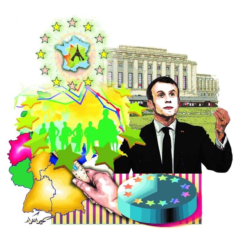 الصورة : سوافمير سييراكافسكي  - مؤسِّس حركة «كريتيكا بوليتيكانا»، ومدير معهد الدراسات المتقدمة في وارسو، وكبير زملاء المجلس الألماني للعل