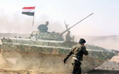 الصورة: الصورة: مسؤول عسكري لـ «البيان»: أجانب  يقودون الميليشيا جنوب الحديدة