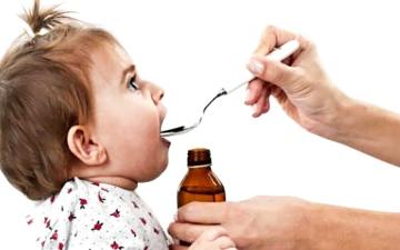 الصورة: الصورة: إعطاء المضادات الحيوية للأطفال ينذر بمخاطر صحية