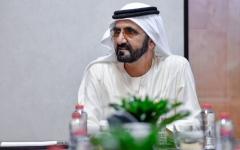 الصورة: الصورة: محمد بن راشد يُصدر مرسوماً بتعيين منصور بن محمد رئيساً لمجلس دبي الرياضي