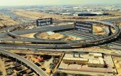 الصورة: الصورة: طرق دبي تفتتح المرحلتين الأخيرتين من مشروع الطرق المؤدية لإكسبو 2020