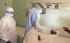 الصورة: الصورة: وفيات فيروس كورونا في الصين تتخطى 1500 شخص